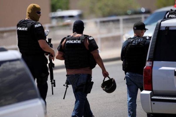 Gunman kills 20 in rampage at Walmart store in Texas