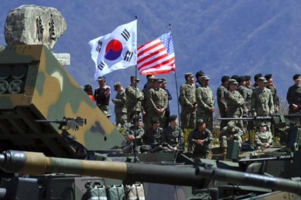 S. Korea, US to begin joint military drills Monday