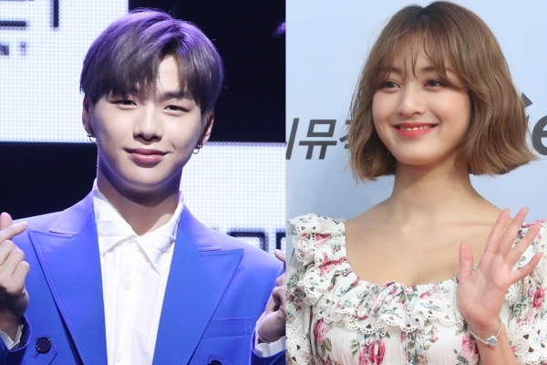 Kang Daniel, Jihyo of Twice dating, agencies confirm