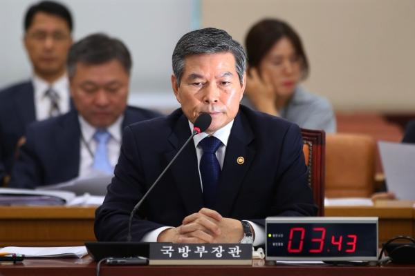 Esper to raise Homuz, cost-sharing in Seoul