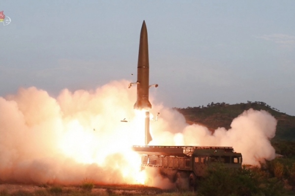 N. Korea says it fired new missiles in warning against allies' joint exercise