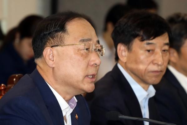 Seoul to take preemptive steps to stabilize markets