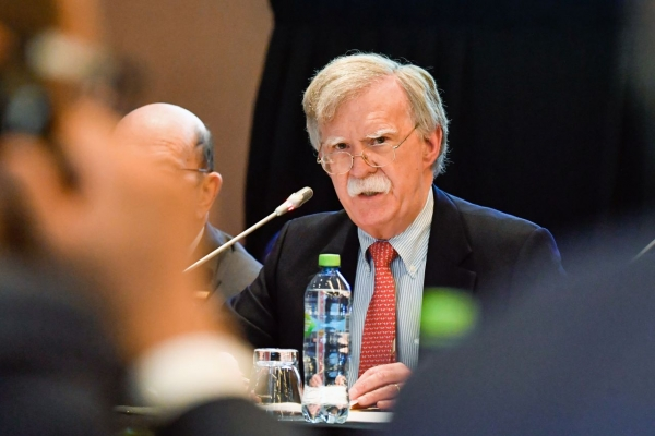 Bolton links missile deployment to protecting allies in S. Korea, Japan