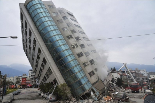 Taiwan rattled by 6.0 magnitude quake, no immediate reports of damage
