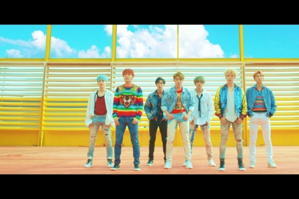 BTS' 'DNA' music video hits 800m YouTube views