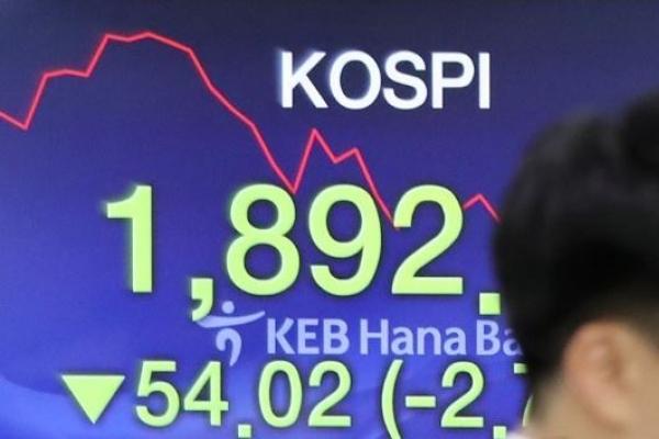 Daily stock turnover dips in July amid market turmoil