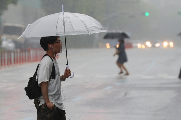 Rain forecast until Tuesday morning under indirect influence of typhoon