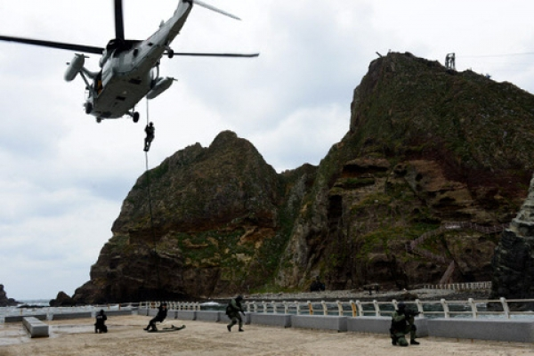 S. Korea mulling further delay of Dokdo defense drills