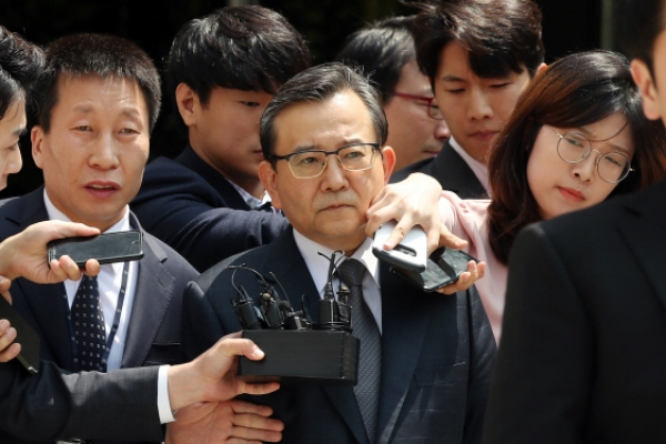 Prosecution considers filing extra charges against ex-minister