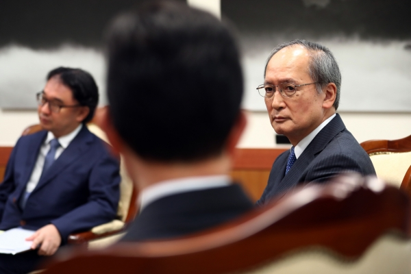 [Anniversary Special] 'Japan's export curbs hint at changing Seoul-Tokyo trade model'