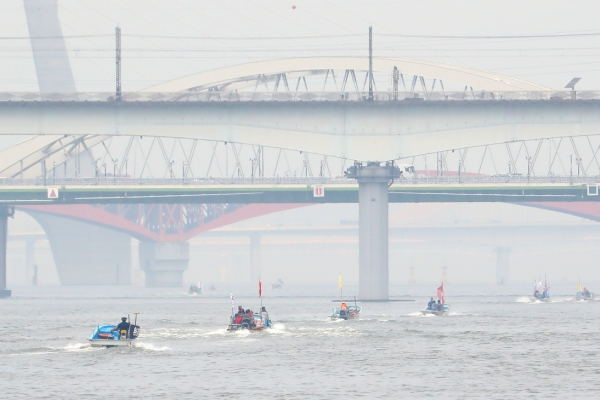 Seoul City govt blamed for fish mutations in Han River