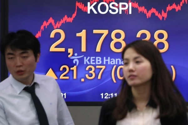 Seoul stocks likely to remain subdued next week on global economic woes
