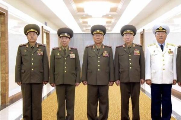 Senior military officials of N. Korea, China hold talks over bilateral ties
