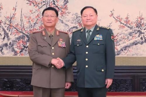 NK-China ties in 'new historic chapter': top Chinese official