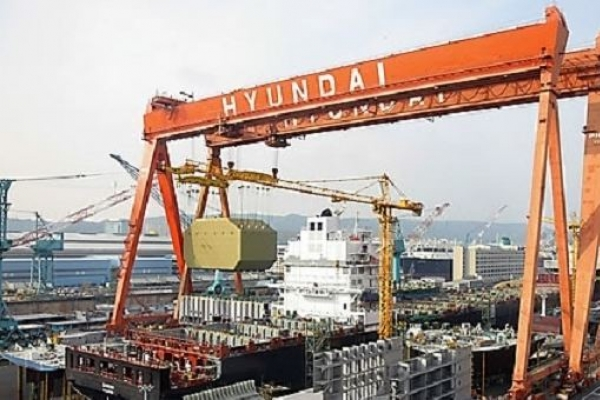 Court rejects injunction against Hyundai Heavy's shareholders meeting over split-up plan