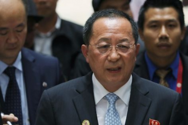 NK notifies UN its FM will attend General Assembly in Sept.: source