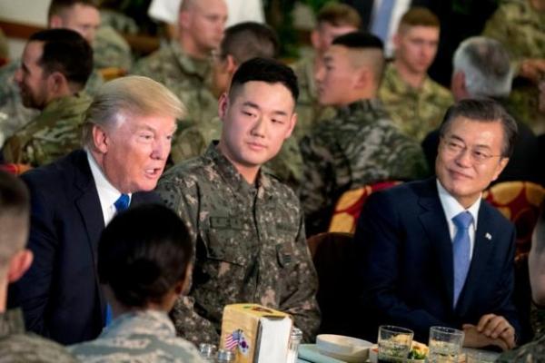 South Korea-US defense cost-sharing deal may begin mid-Sept.