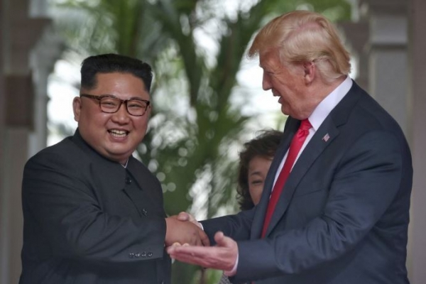 Trump says US has really good relations with N. Korea: report