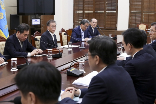 Half of Koreans support GSOMIA decision: survey