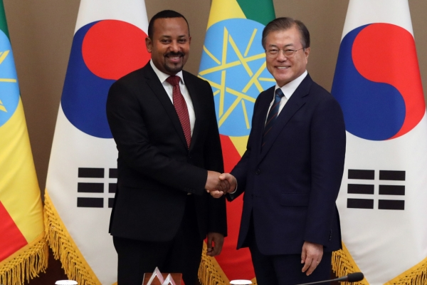 S. Korea, Ethiopia to create ministerial joint committee for broader cooperation