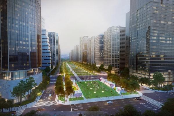 HDC Hyundai Development Company plans to revamp Yongsan