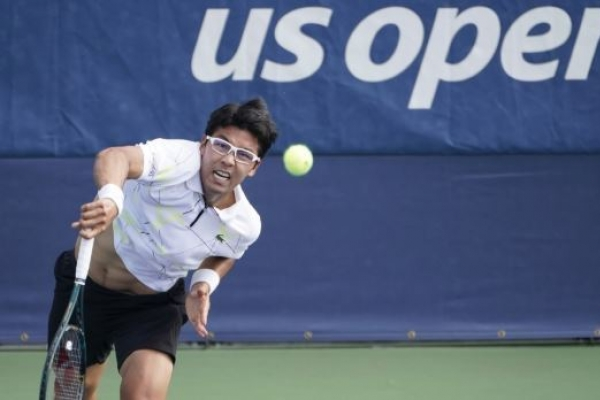 Chung Hyeon rallies to take 1st round match at US Open