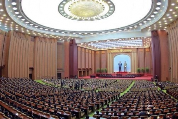 North Korea holds parliamentary session for second time this year