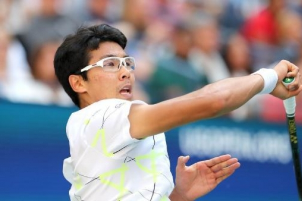 S. Korean Chung Hyeon falls to Nadal in 3rd round at US Open