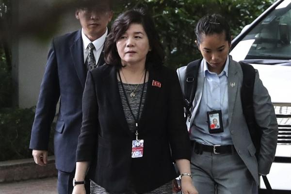 [News focus] Blame game between US, N. Korea adds to nuke talks uncertainty