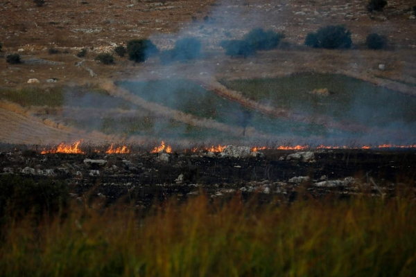Israel, Hezbollah exchange fire after week of tensions