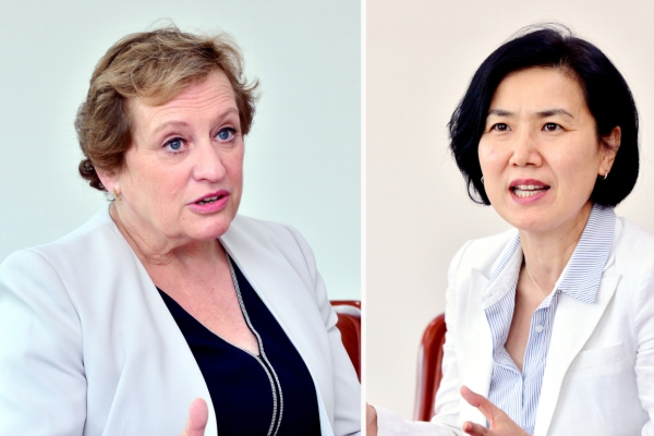 [Herald Interview] Seoul's efforts to root out sexual violence in conflict zones compelling: OECD DAC chair