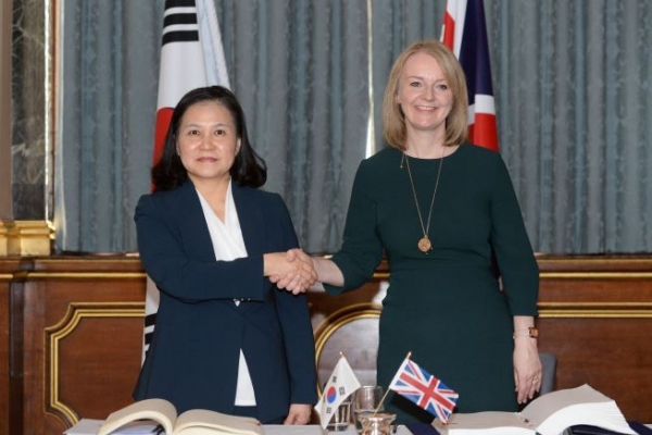 Korea to complete ratification of FTA with UK before Brexit