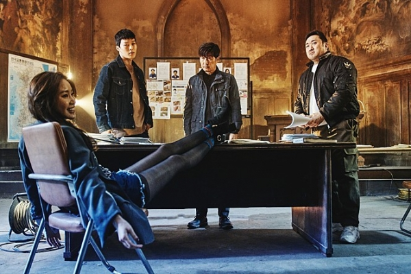 [Herald Review] 'Bad Guys' epitomizes why we love Don Lee