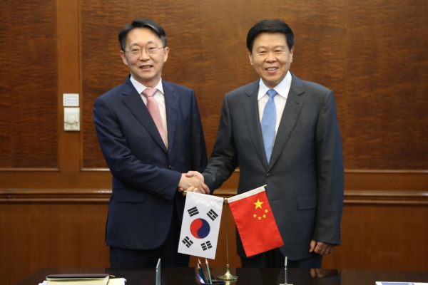 S. Korea, China ink advance pricing agreement