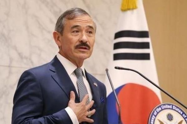 US Ambassador Harris says alliance with S. Korea 'cornerstone of security'