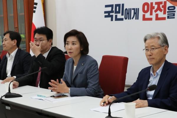 [Newsmaker] Main opposition floor leader's leadership shaky