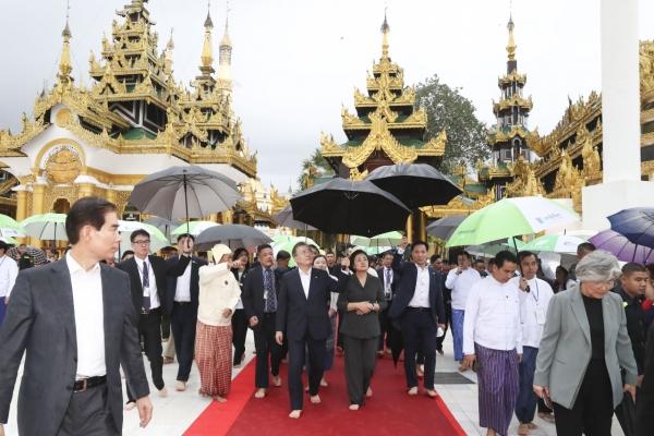 [News Focus] Korean firms flock to 'Asia's last frontier' Myanmar