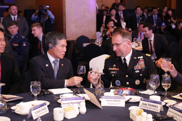 USFK chief stresses strong Korea-US alliance amid speculations of rift