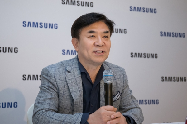 [IFA 2019] Samsung CEO bets on Bespoke to expand presence in European built-in market