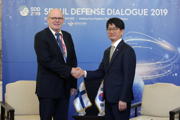 S. Korea, Central European nations agree to boost defense ties