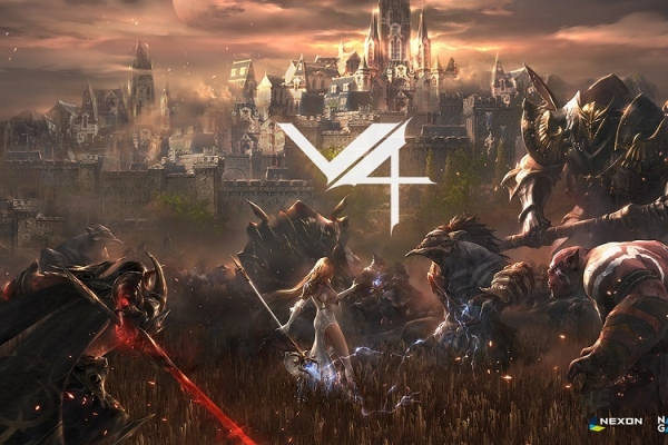 Nexon's new MMORPG 'V4' to roll out later this month