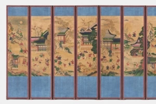 Overseas Joseon era paintings on display at National Palace Museum