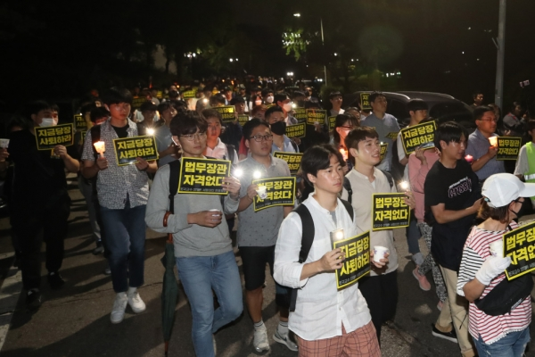 [News Focus] Young, moderate voters show signs of turning away from ruling party