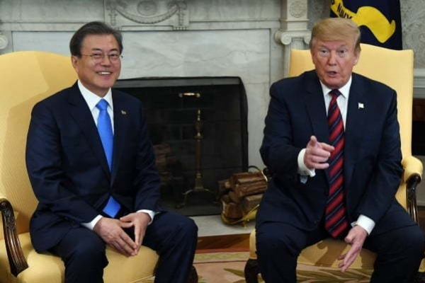 Moon, Trump to hold summit in New York this month