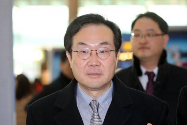 S. Korea's top nuclear envoy visits Beijing for talks on N.K.