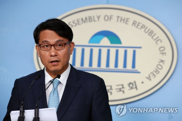 Congress to mull resolution urging active U.S. role in S. Korea-Japan row: lawmaker