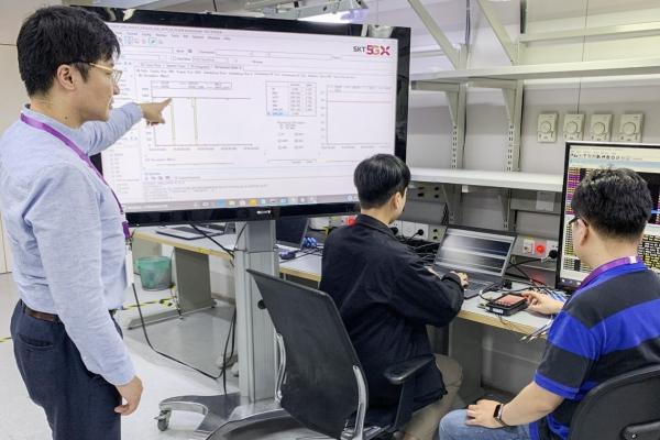 SKT-Ericsson test of standalone 5G network succeeds