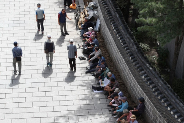 Seoul to become 'super-aged' city in 2026