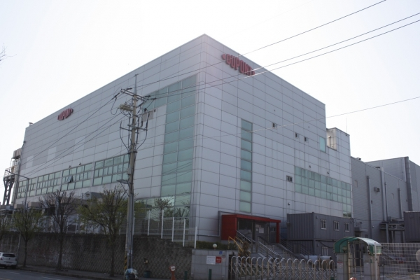 DuPont builds new plant in Cheonan for flexible displays