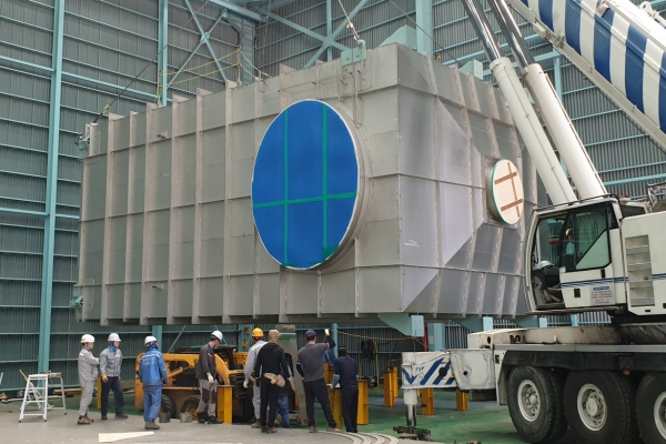 Posco gears up for stainless steel sales for vessel scrubbers